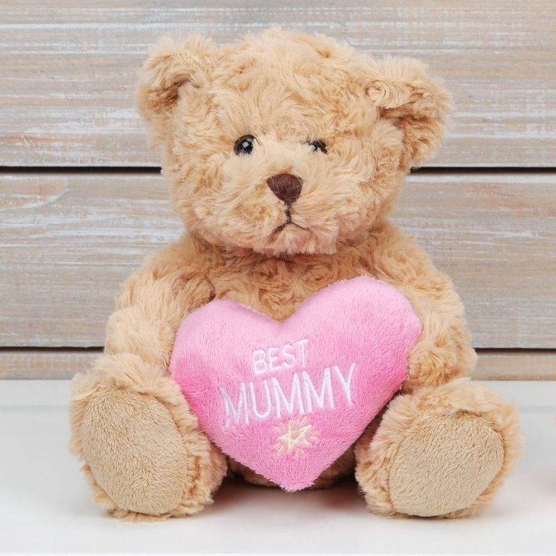 Best Mummy Brown Bear
